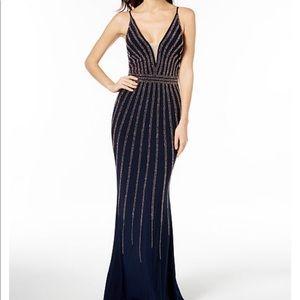 Formal full length gown